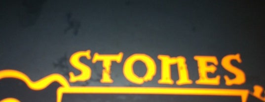 Stones Music Bar is one of Comida & Diversão SP.