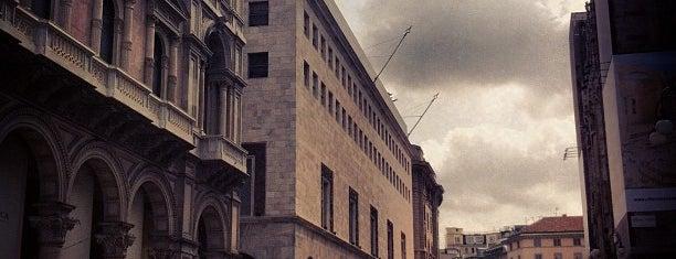 Corso Vittorio Emanuele II is one of Light Blue Summer.