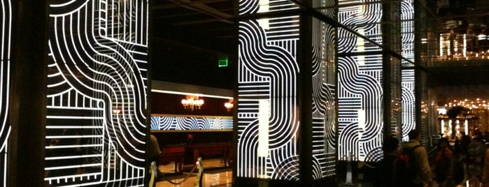 The Cosmopolitan of Las Vegas is one of Favorite affordable date spots.