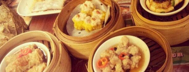 Tim Ho Wan is one of Hong Kong Eats.