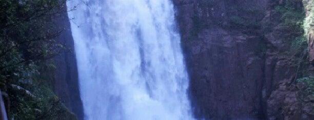 Haew Narok Waterfall is one of Khao Yai.