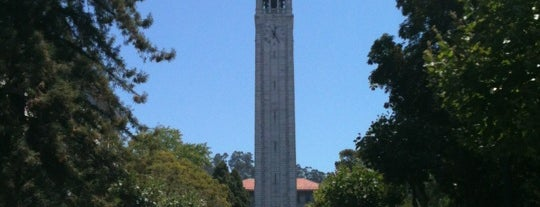 University of California, Berkeley is one of San Francisco et sa région.