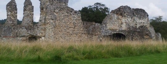 Waverley Abbey is one of UK Film Locations.