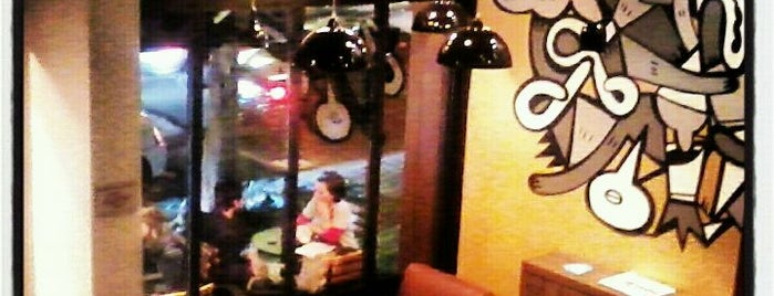 Urbe Café Bar is one of Mariana 님이 좋아한 장소.