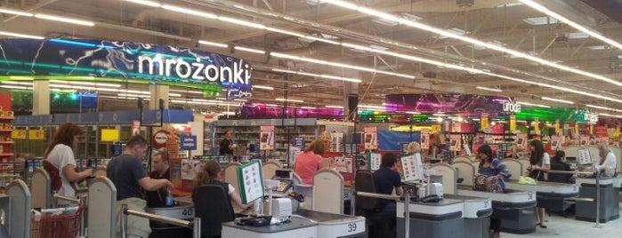 Carrefour is one of Posti che sono piaciuti a Andrzej.