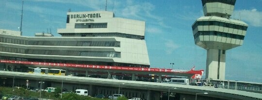 Aéroport Berlin-Tegel Otto Lilienthal (TXL) is one of Top Airports in Europe.