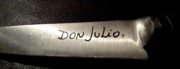 Parrilla Don Julio is one of Buenos Aires.