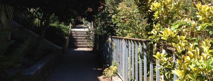 Greenwich Steps is one of Oakland & Frannie & NW.