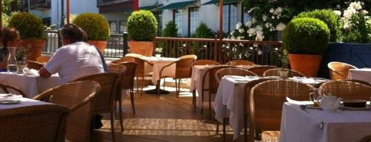 Angèle Restaurant & Bar is one of My favoite places in USA.