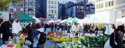 Union Square Greenmarket is one of NYC greatest venues.