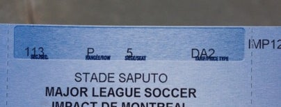 Stade Saputo is one of All Things Sporting Venues....