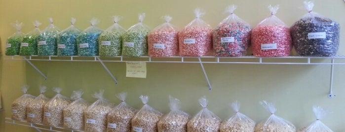 Coastal Maine Popcorn Company is one of Maine.