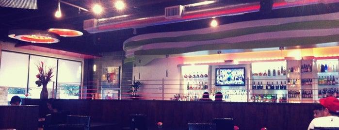 Giau Bar n Bites is one of Houston spots pt. 3.