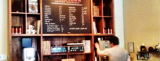 Stumptown Coffee Roasters is one of Locais salvos de Hongyi.