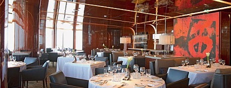 At.mosphere is one of Dubai's Finest Restaurants.