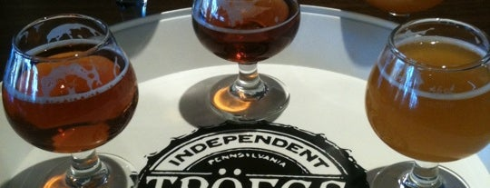 Tröegs Independent Brewing is one of Breweries to Visit.