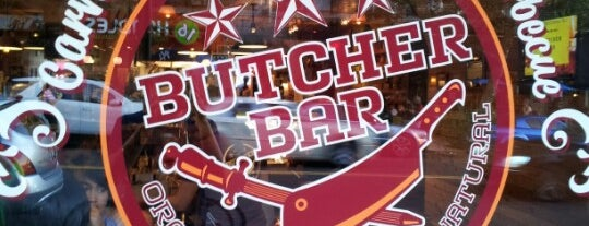 Butcher Bar is one of Astoria.