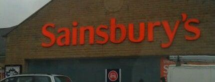Sainsbury's is one of Tempat yang Disukai Jessica.