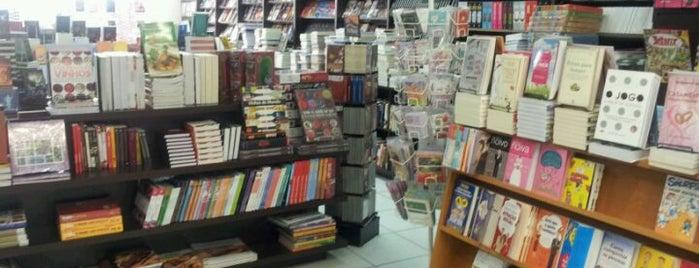 Livraria e Papelaria Blulivro is one of Top: Livrarias.