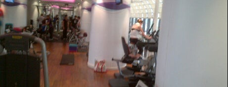 The Peak Health Club & Spa is one of Get Fit in London.