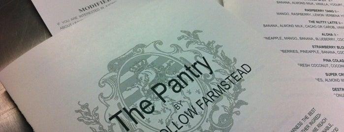 The Pantry is one of Carla'nın Kaydettiği Mekanlar.