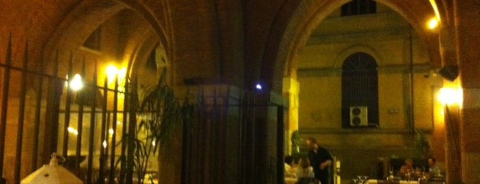 Ristorante 7 Archi is one of Bologna and closer best places.