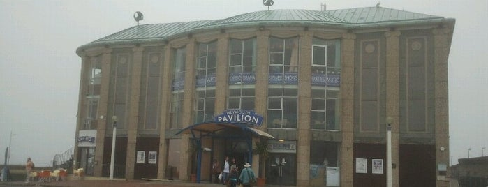 Weymouth Pavilion is one of England's Best Music Venues.