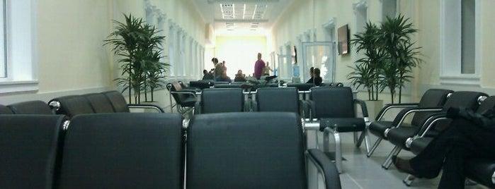 Центр лучевой диагностики ЮРФА is one of Shonya 님이 좋아한 장소.