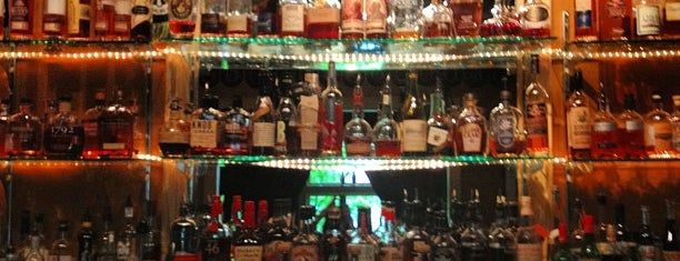 Pope House Bourbon Lounge is one of Portland.
