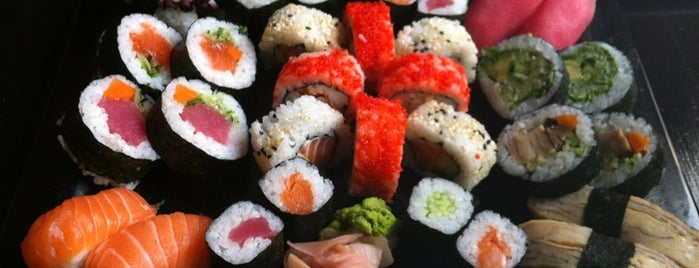 Sushi Bar is one of TrySofia.