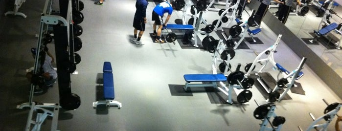 Student Recreation Center is one of #FitBy4sqDay Tips.