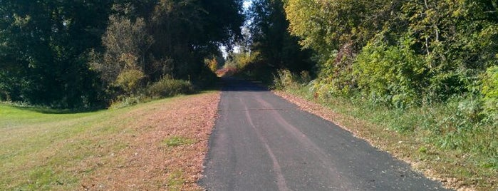 Bruce Vento Regional Trail is one of good for walks.