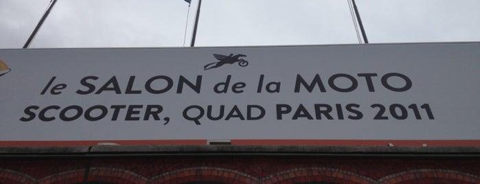 Paris Expo Porte de Versailles is one of Paris.