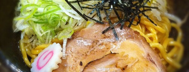 らあ麺 やったる! 高田馬場店 is one of 高田馬場ラーメン.
