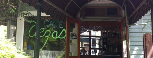 Cafe Degas is one of New Orleans.