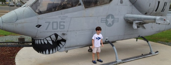 Flying Leatherneck Aviation Museum is one of San Diego.