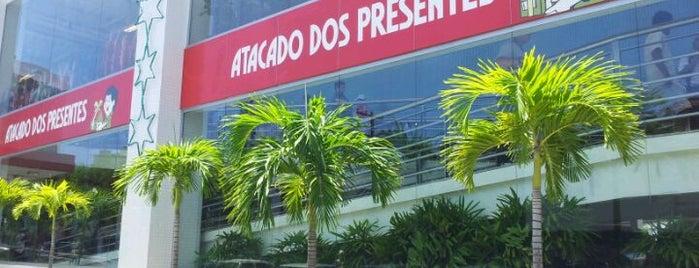 Atacado dos Presentes is one of Posti che sono piaciuti a Isabelle.