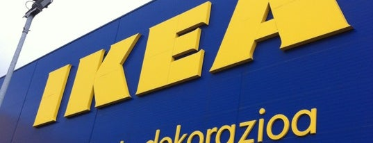 IKEA is one of สถานที่ที่ Caipirinha ถูกใจ.