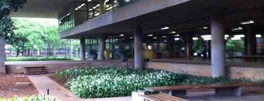 Faculdade de Arquitetura e Urbanismo (FAU) is one of Tha Amazing São Paulo, #visitUS.