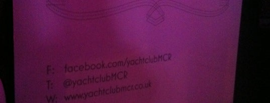 The Yacht Club is one of Travel.