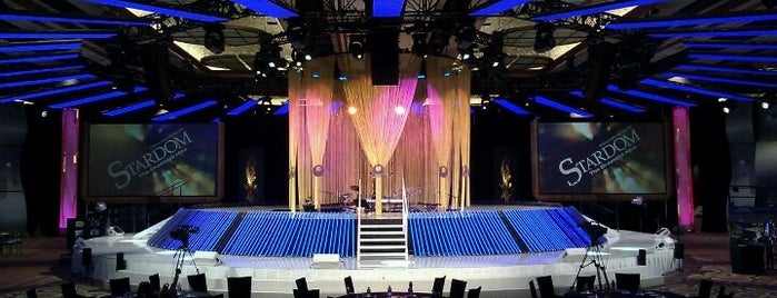 MGM Grand Conference Center is one of barbee 님이 좋아한 장소.