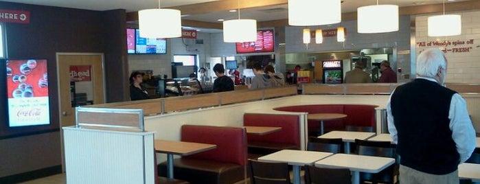 Wendy's is one of Posti che sono piaciuti a Dawn.
