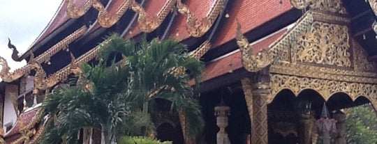 Wat Ket Karam is one of Chiang Mai.