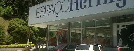Espaço Hering is one of Blumenau.