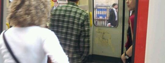 Farringdon London Underground Station is one of Underground Stations in London.