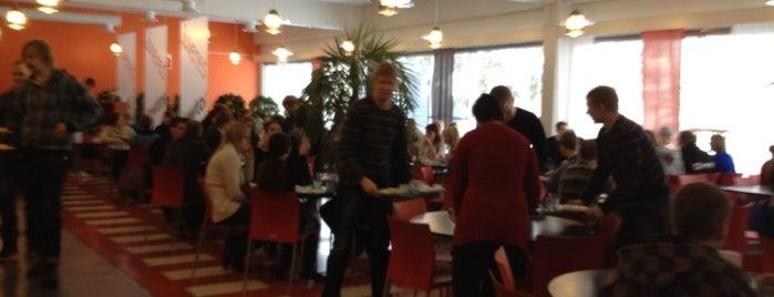 Juvenes Restaurant Newton is one of Posti che sono piaciuti a Hannes.