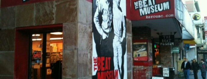 The Beat Museum is one of Posti che sono piaciuti a Joao.
