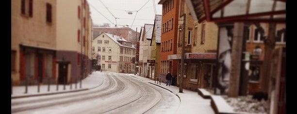 Bihlplatz is one of Tempat yang Disukai Julia.