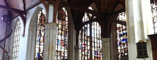 Oude Kerk is one of Amsterdam 2016.