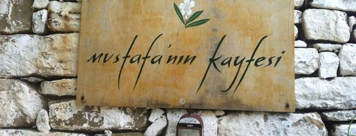 Mustafa'nın Kayfesi is one of Tatlı, Dondurma ve Fırın.